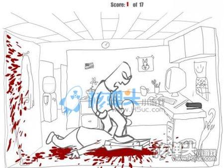 简略粗犷的宣泄游戏 老板的二十种死法血腥来袭