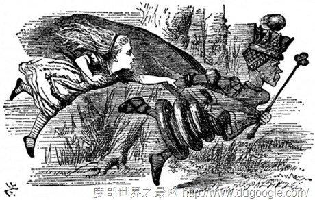 什么是红皇后假说:生物进化一直存在从未停止