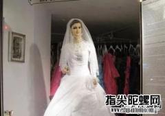 墨西哥婚纱店的干尸模特,神秘鬼娃新娘帕斯卡拉