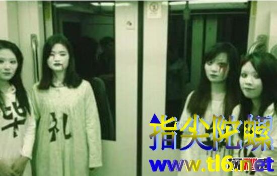 上海女僵尸