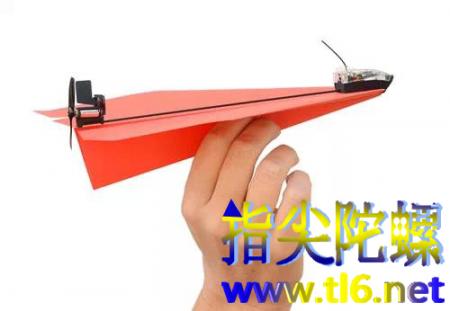 可手机遥控纸飞机也变智能了!